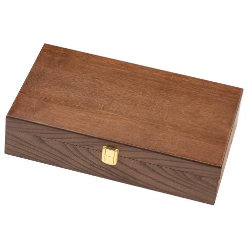 جعبه نفیس کد DGB 110 دیدار هدیه ایرانیان هدیه تبلیغاتی در مشهد جعبه چوبی نفیس  چای زعفران زنجبیل دارچین  
